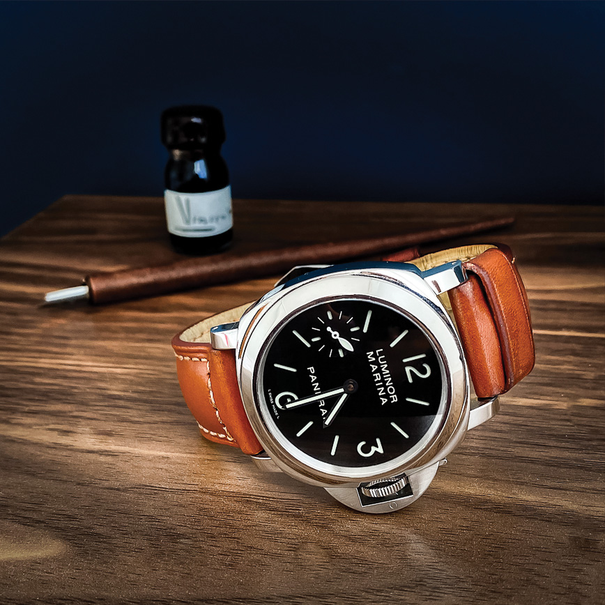 Panerai Luminor Marina PAM 111 d'occasion corse paris