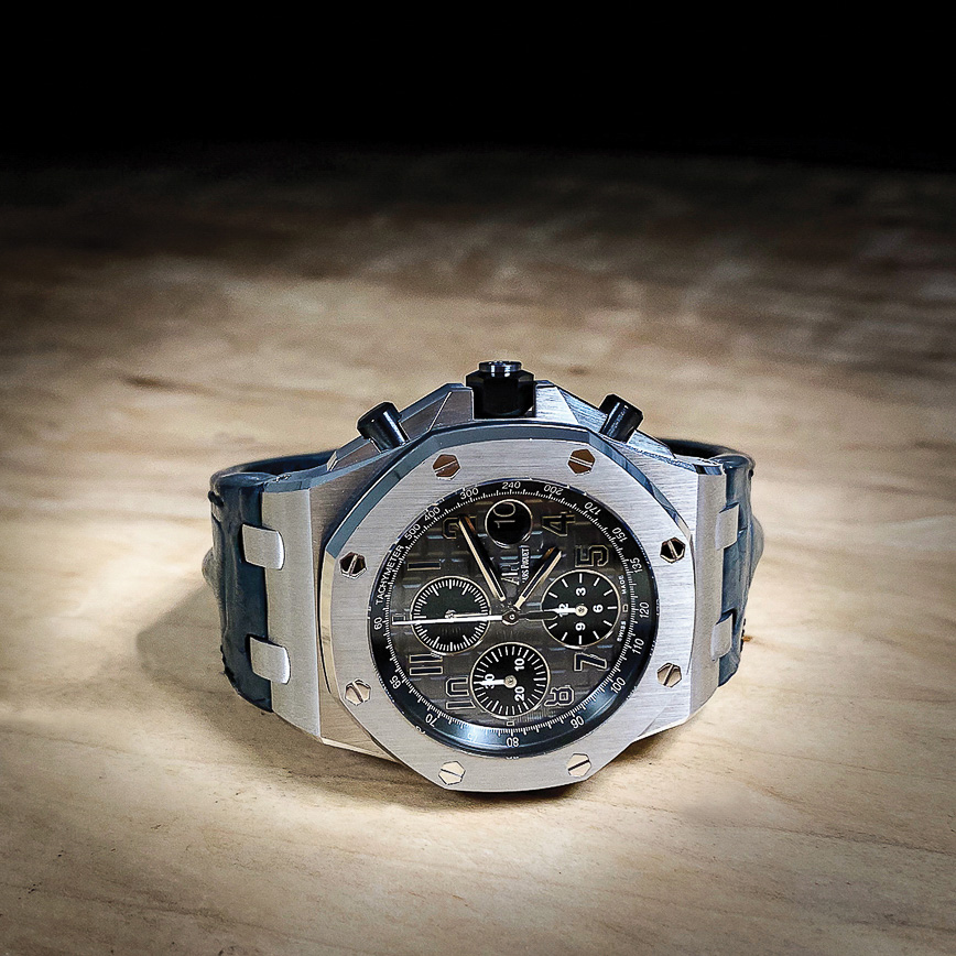 Audemars Piguet Royal Oak Chonograph offshore 42mm Elephant