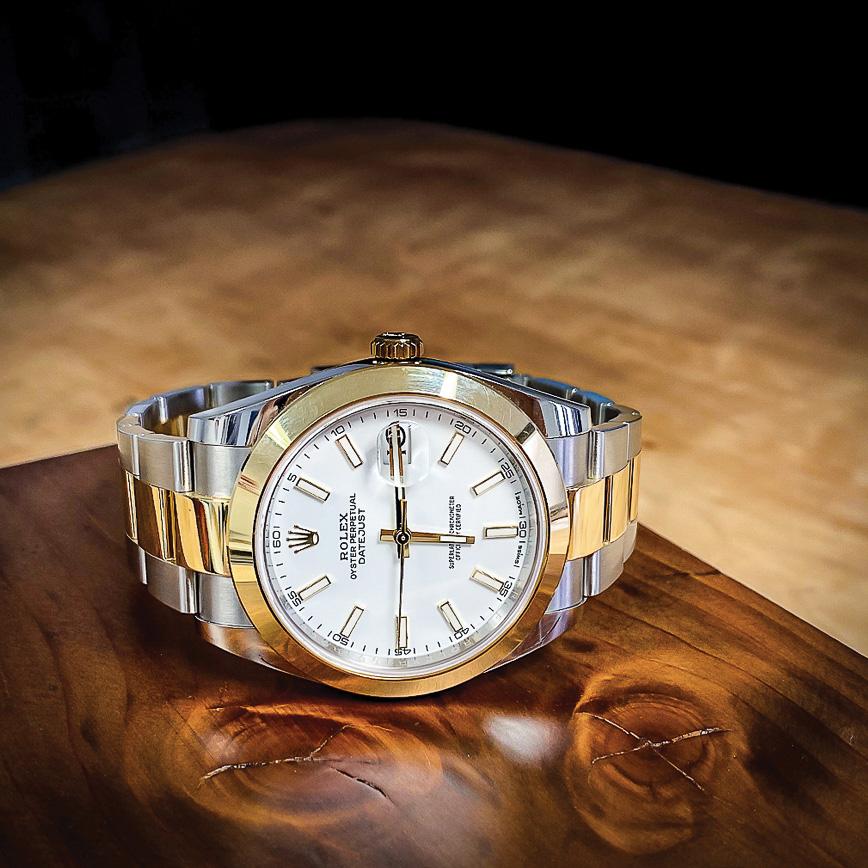 Montre homme Rolex Datejust 2 or jaune et acier 41mm, Bastia, Paris