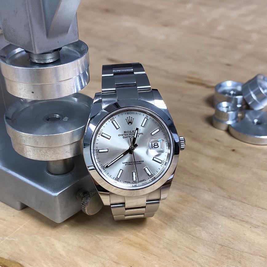 Montre homme de luxe Rolex Datejust 2 cadran silver - Corse, Paris