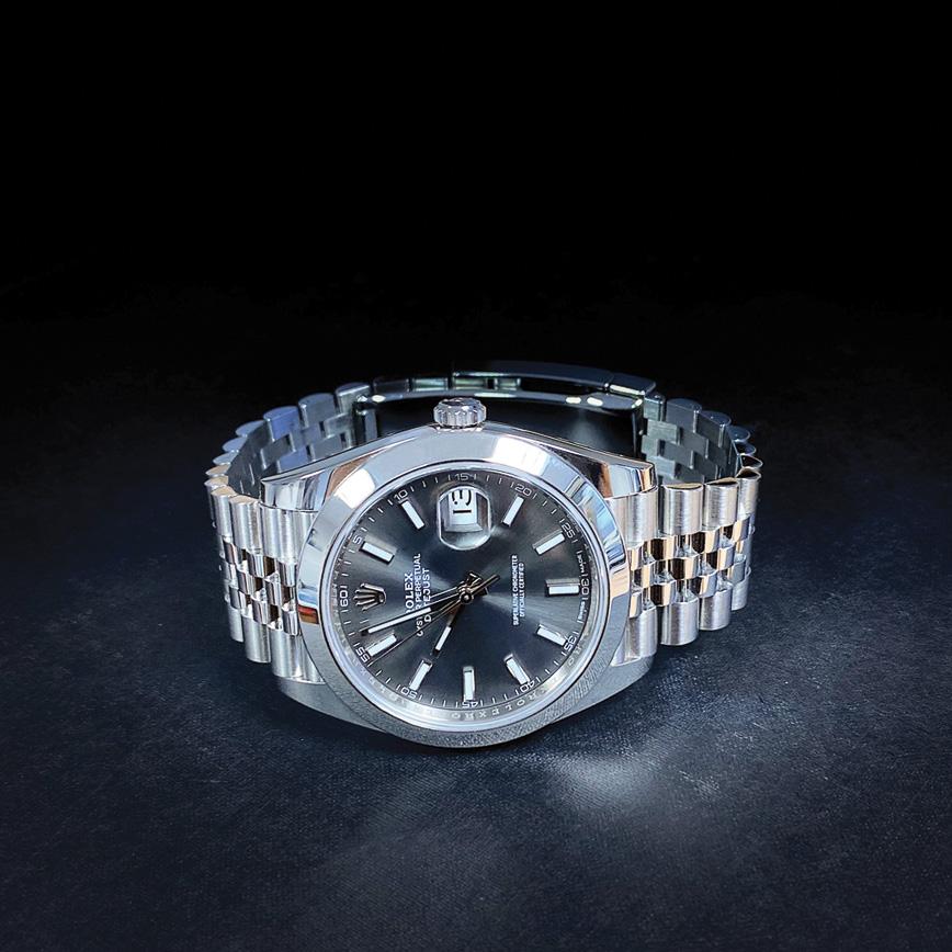 Montre Rolex Datejust 2 cadran rhodium - Bastia, Paris