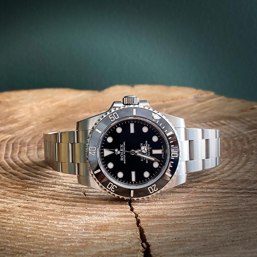 Rolex Submariner cadran noir - Bastia, Paris
