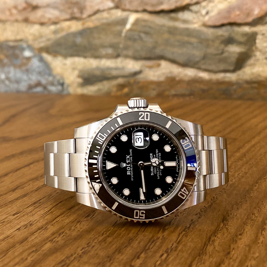 Montre homme de luxe Rolex Submariner cadran noir ref 116610LN - Corse, Paris