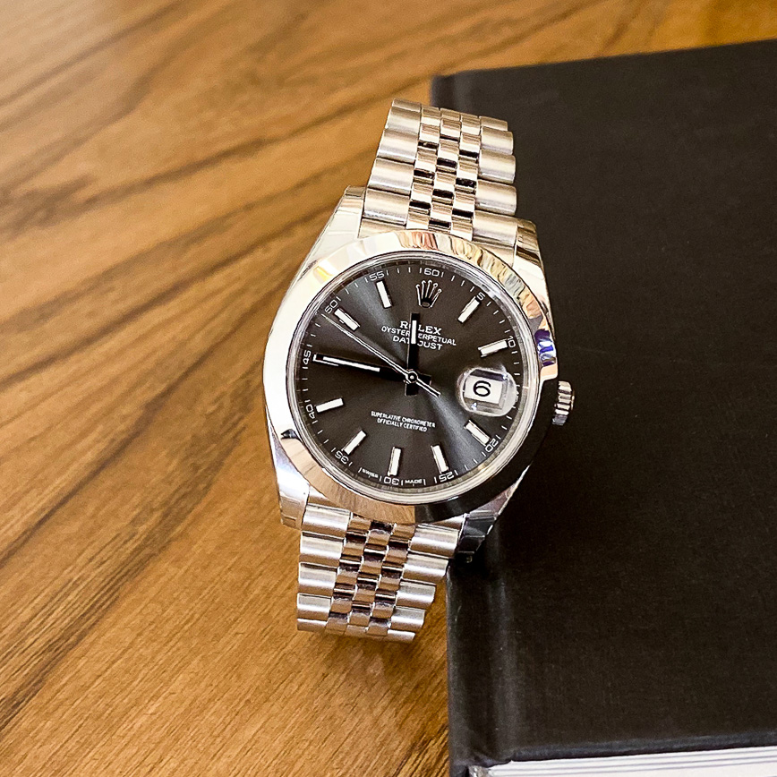 Rolex Datejust 2 41mm cadran rhodium et bracelet jubilé - Bastia, Paris