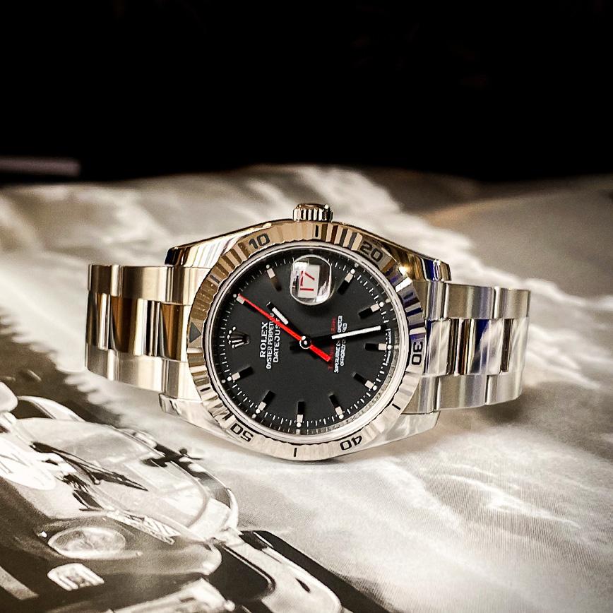Montre homme Rolex Datejust Turn-O-Graph ref.116264 - Bastia, Paris