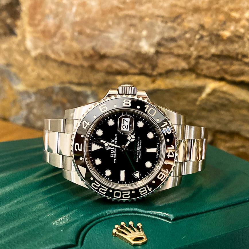 Rolex GMT Master 2 ref.116710LN - Bastia, Paris