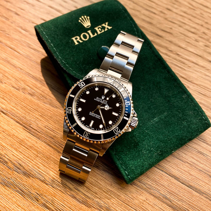 Rolex Submariner No Date ref.114060 - Bastia, Paris