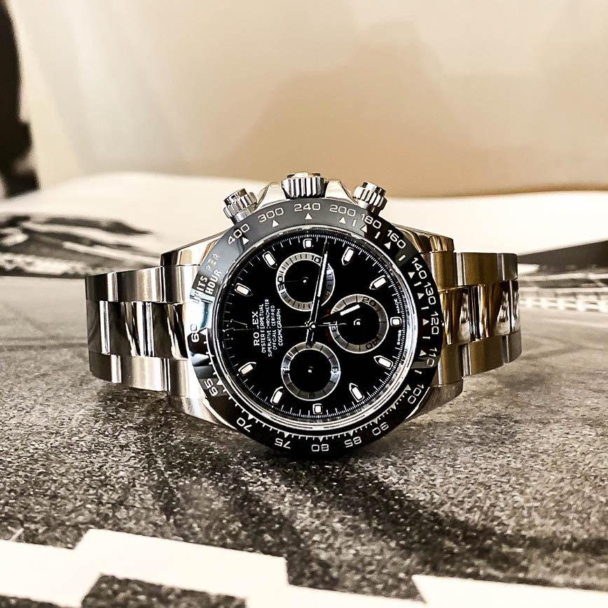 Rolex Daytona ref.116500LN cadran noir - Bastia, Paris