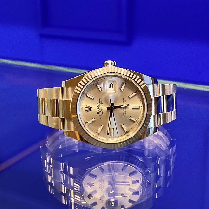 Rolex Datejust 2 41mm cadran silver ref.126334 - Bastia, Paris
