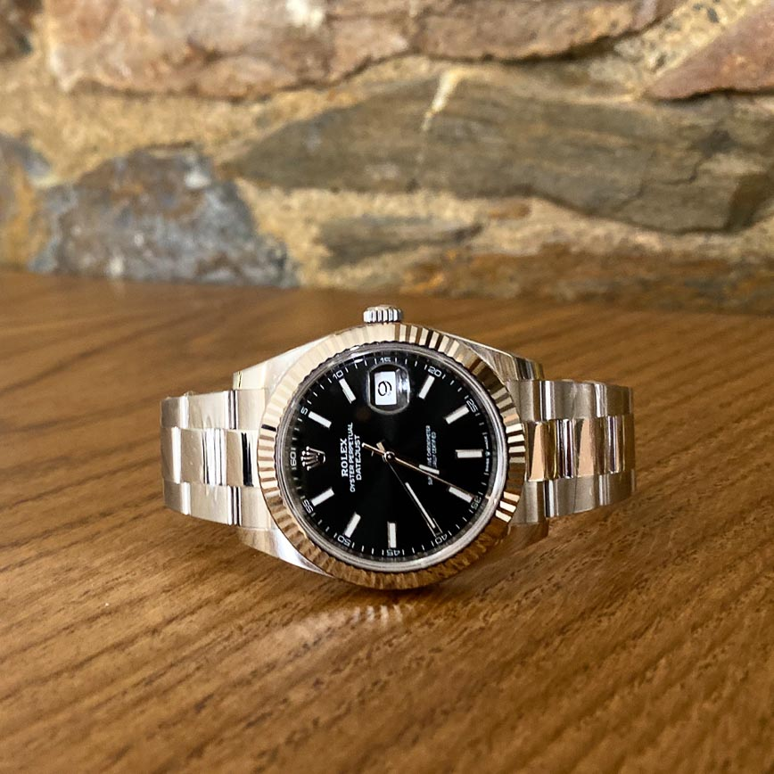 Rolex Datejust 2 cadran noir ref.126334 - Bastia, Paris