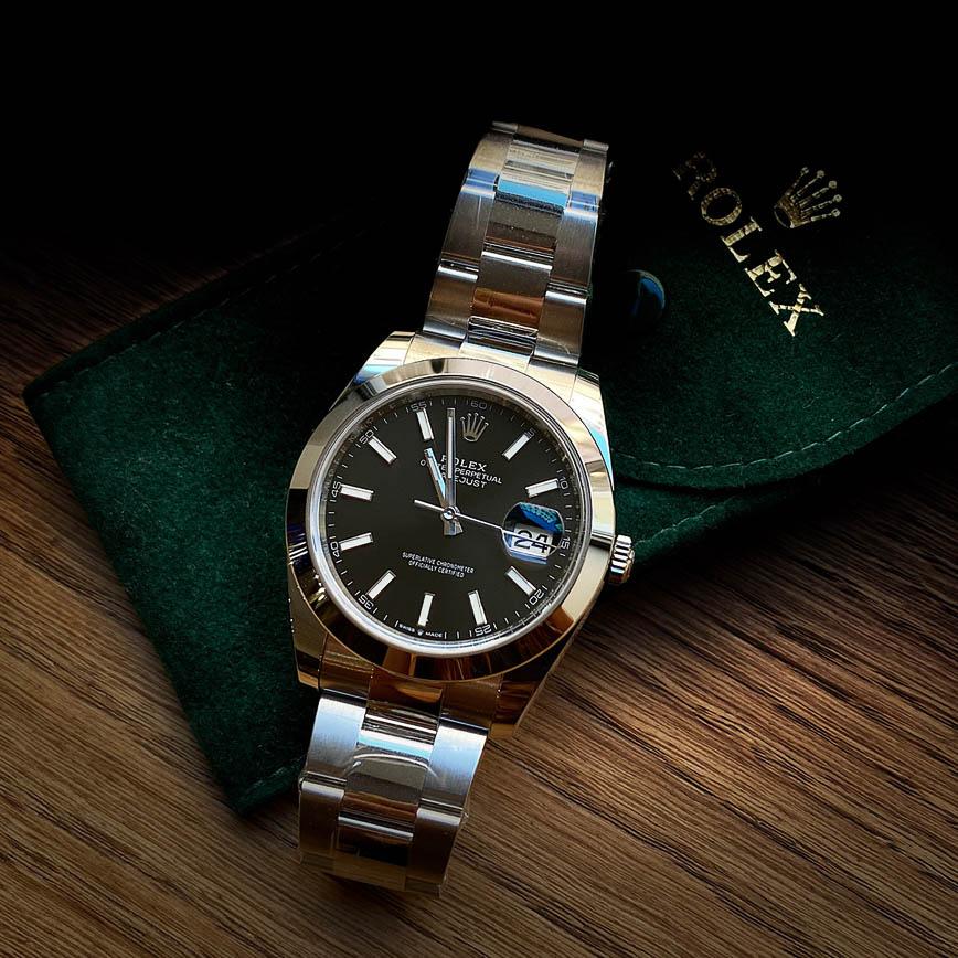Rolex Datejust 2 ref.126300 cadran noir - Bastia, Paris