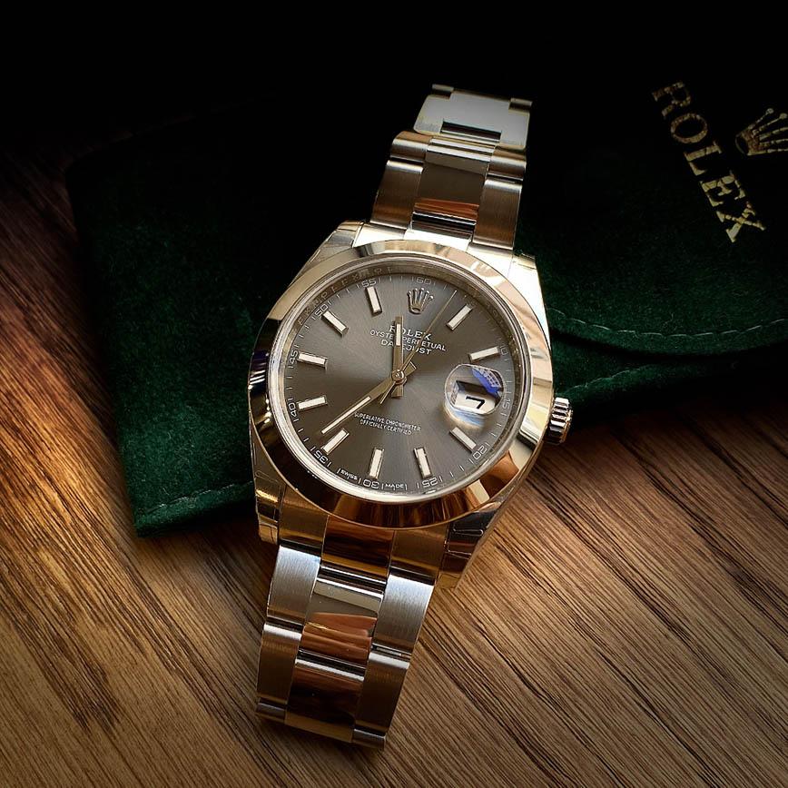 Rolex Datejust 2 ref.126300 cadran rhodium - Bastia, Paris