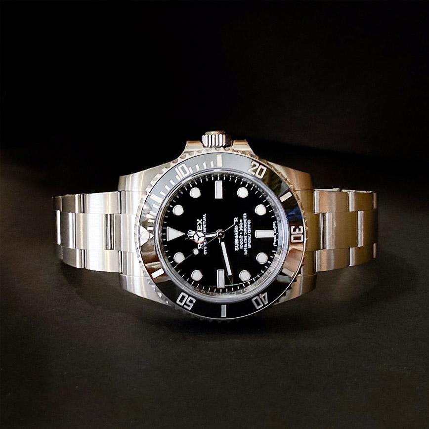 Rolex Submariner No Date ref.114060 cadran noir - Bastia, Paris