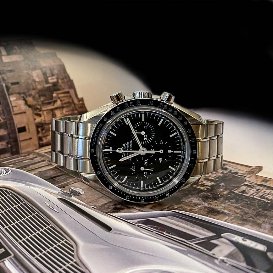 Montre homme Omega Speedmaster Moonwatch Professional Chronographe - Corse, Paris