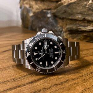 Montre homme Rolex Submariner Date cadran noir ref.116610LN - Corse, Paris