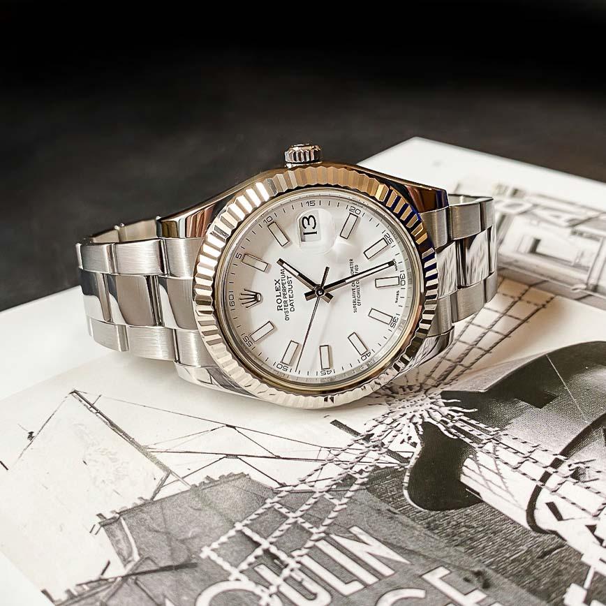 Rolex Datejust 2 41 mm ref.116334 - Bastia, Paris