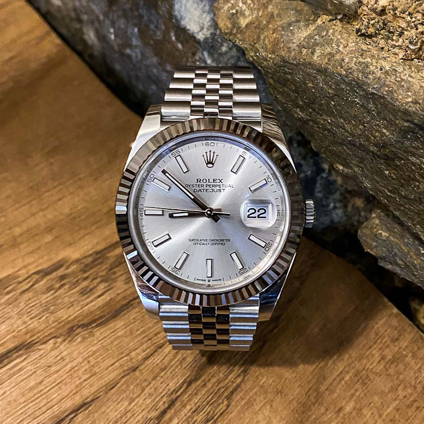 Rolex Datejust 2 41mm cadran silver ref.126344 - Bastia, Paris