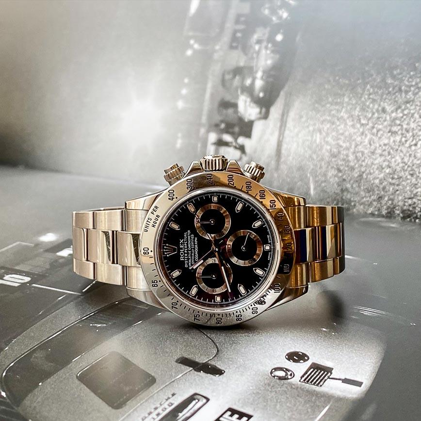 Rolex Daytona ref.116520 - Bastia, Paris