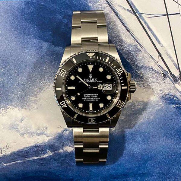 Rolex Submariner Date cadran noir ref.116610LN - Bastia, Paris