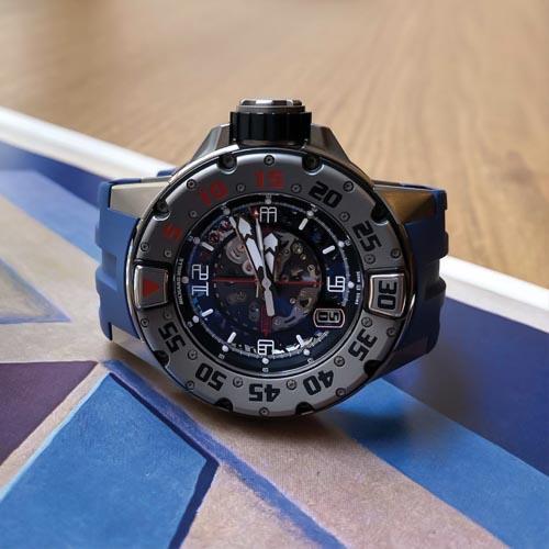 Montre homme de luxe Richard Mille RM 028