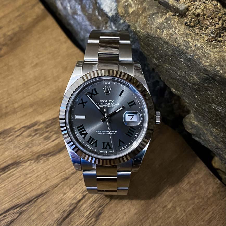 Rolex Datejust 41mm Wimbledon ref.126334 bracelet oyster - Bastia, Paris